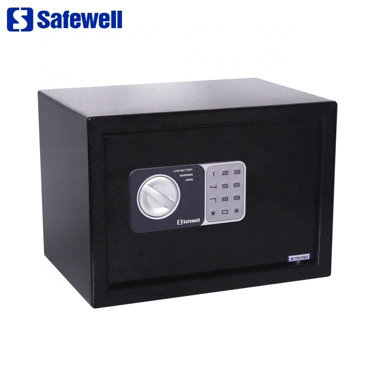 Cheapest Factory Mechanical Combination  Safe For Safe - Safewell SAO Series reliable professional hotel electronic small digital safes – Safewell