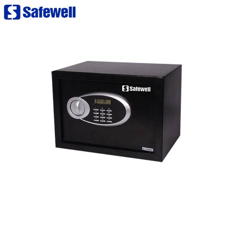 Discount wholesale Small Metal Cheap Fireproof Safe Box - Safewell 30EUD excellent electronic smart safe lock box – Safewell