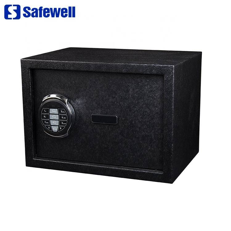 OEM Manufacturer Hidden Dictionary Safe With Combo  - Safewell 25SO Digital Hotel Auto ing Electronic Security Safe Box – Safewell