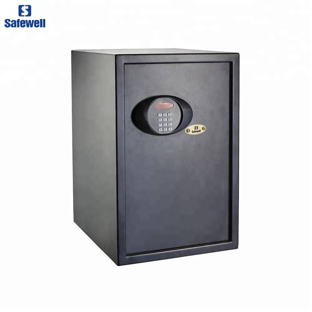 Special Design for Mini Digital Keypad Lock Security Safe Box - Safewell 56RA Big Size Motorized Hotel Safe – Safewell