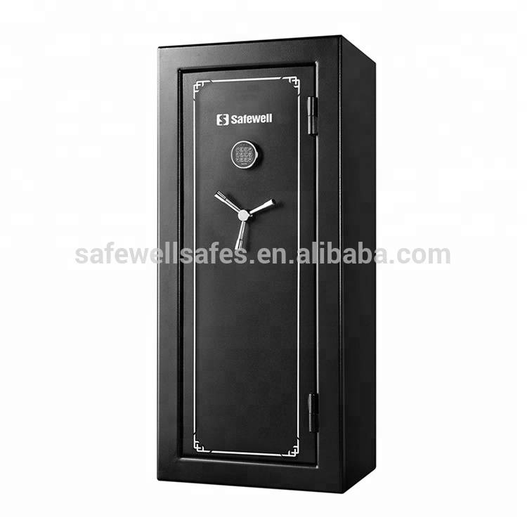 Good Wholesale Vendors Electronic Digital Safe For Office - Safewell FS24C/E Fireproof Gun Safe Locker – Safewell