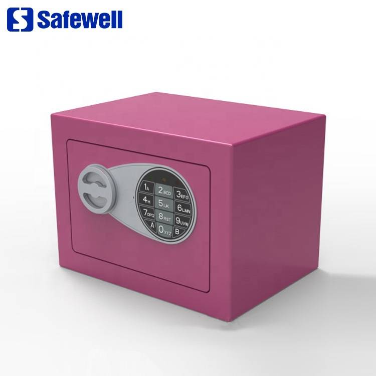 Cheap price Furniturre Safes - Safewell 17SY1030 Electronic Digital Security pad  Safe Box , Home Office Hotel Jewelry Gun Cash Safe Box With  – Safewell