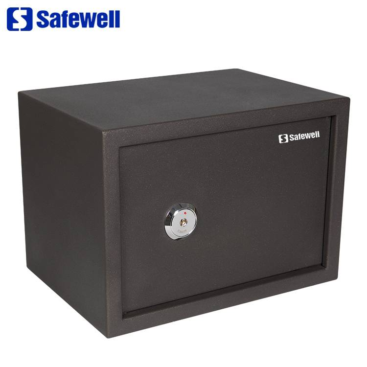 Safewell 250B2 High Quality Hotel Room Money Safe Lock Box