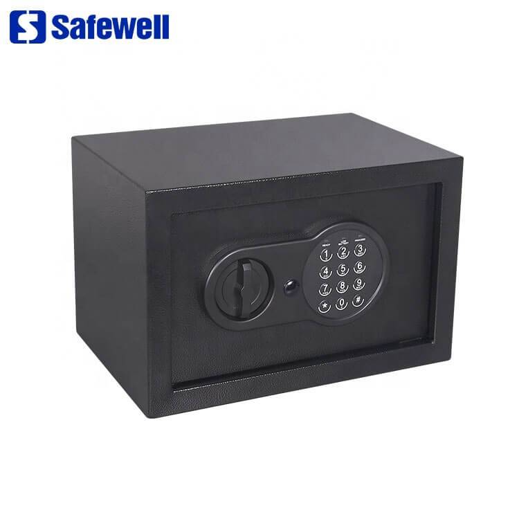 Safewell ET Series High Security hemmabruk små elektroniska Safe