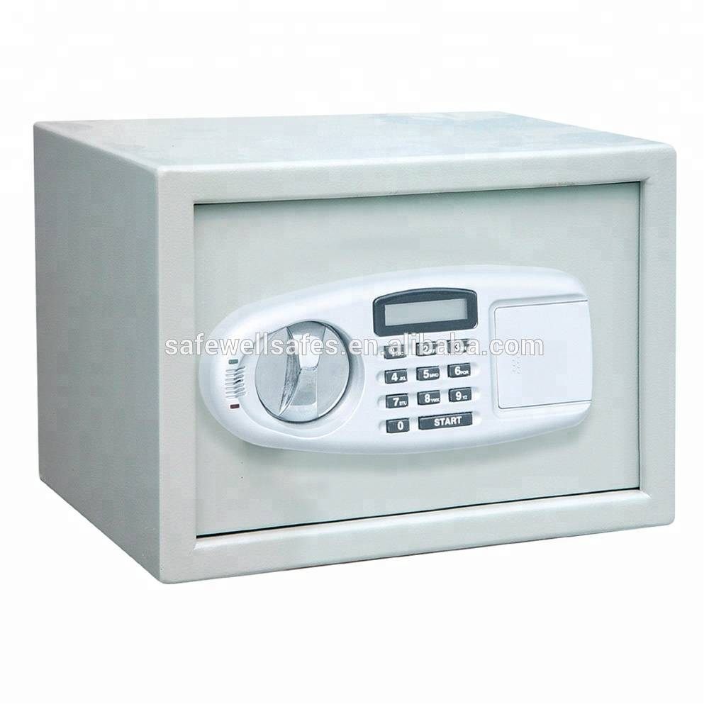 OEM Factory for Small Euro Safe Cash Box With  - Safewell 25BLI Electronic Safe for Office – Safewell