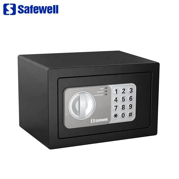 Safewell 15NEF High quality fireproof digital security hotel electronic safe box