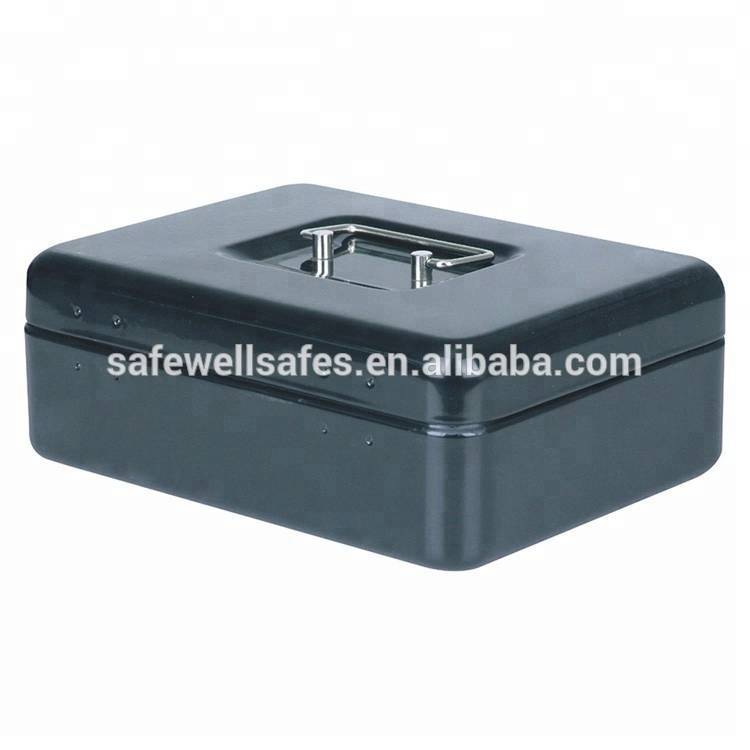 Chinese Professional Square Metal Saving Cash Box - Safewell YFC-25 Convenience Store Use Money Safe – Safewell