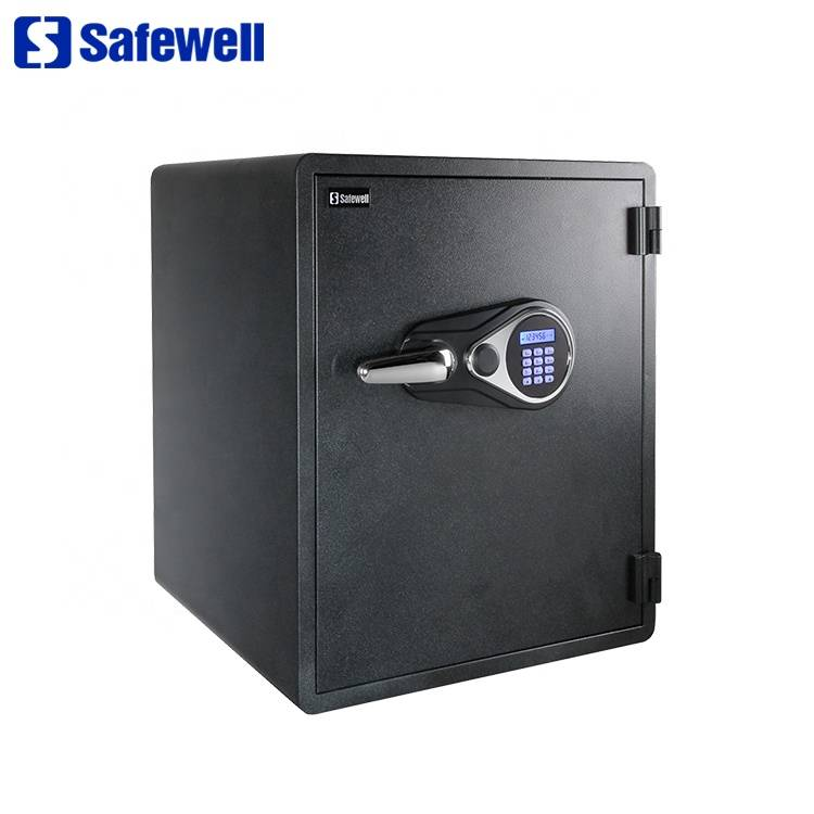 High definition Safe Exporters - Safewell SWF2420E Big Electric Safe Lock Deposit Box – Safewell