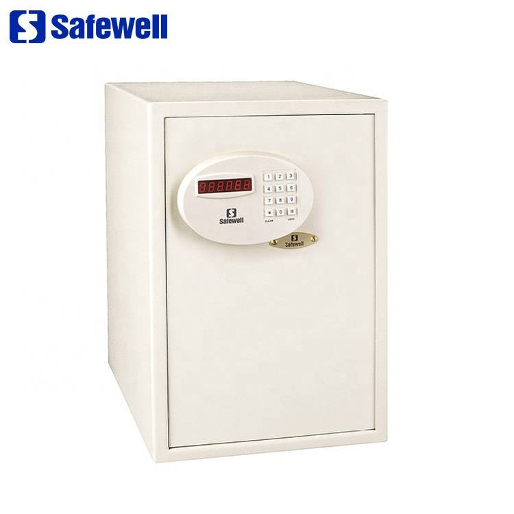 factory Outlets for Biometric Fingerprint Safe For Home - Safewell 56AMD 83 L  Electronic Commercial Metal  Safe Deposit  Box – Safewell