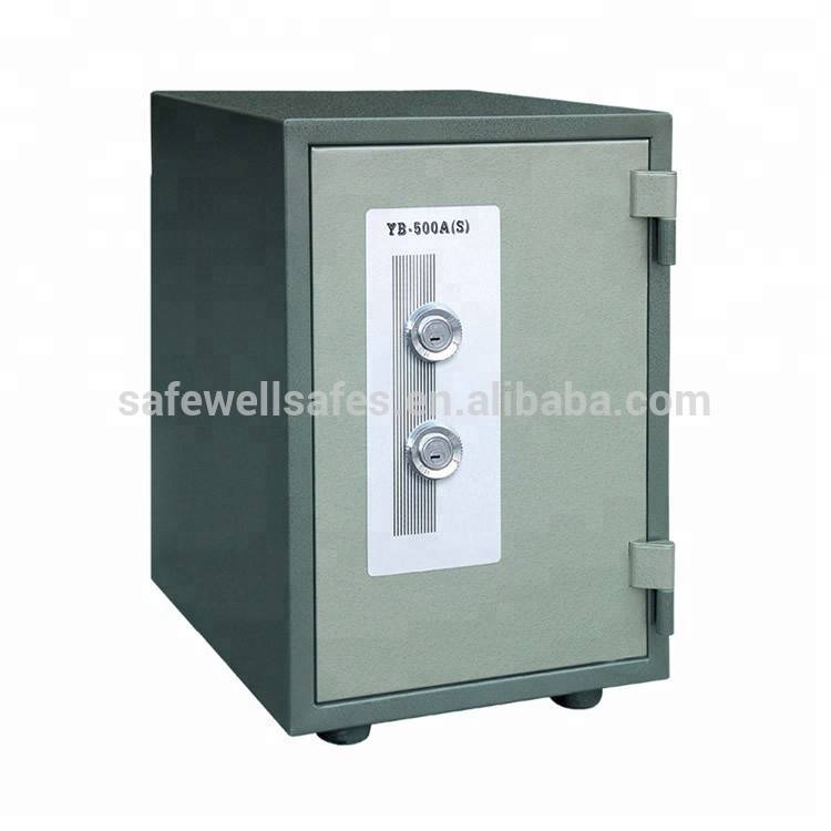 Safewell YB-500AS Home Use 2 Mechanical Locks Fire Safe