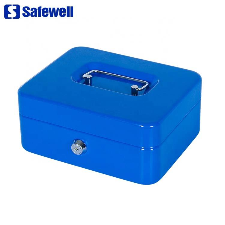 Good User Reputation for Hidden Wall Safe - Safewell YFC-20 Square Metal Cash Deposit Box – Safewell