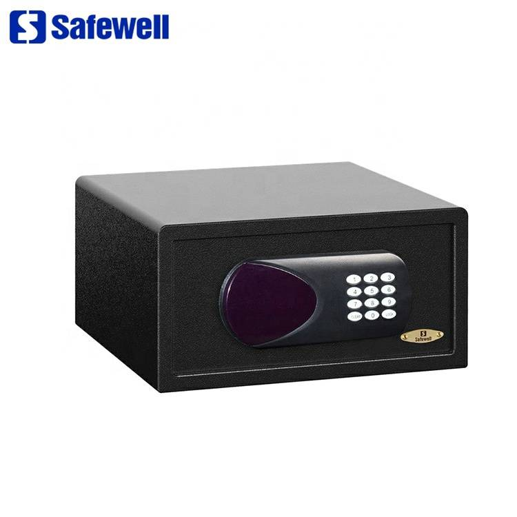 2021 New Style Small Metal Cheap Fireproof Safe Box - Safewell 23RG 25 L Digital Electronic Hotel Types Safe Box – Safewell