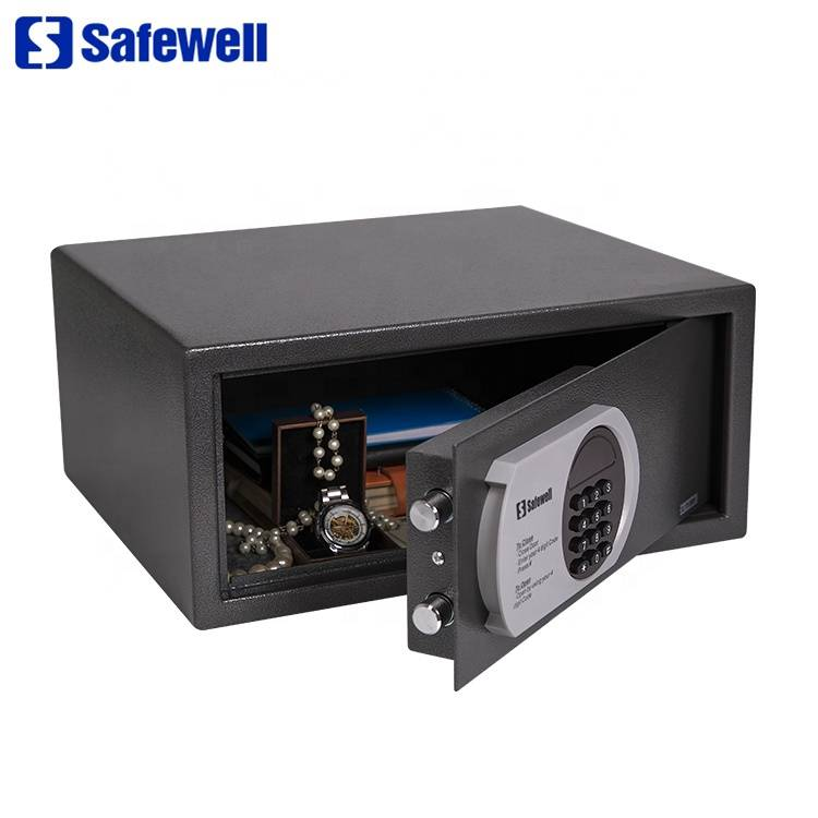 Hot Sale for Electronic Password Big Safes Deposit Box - Safewell 195ZB 26 L Home office Electronic Safe Deposit Box – Safewell