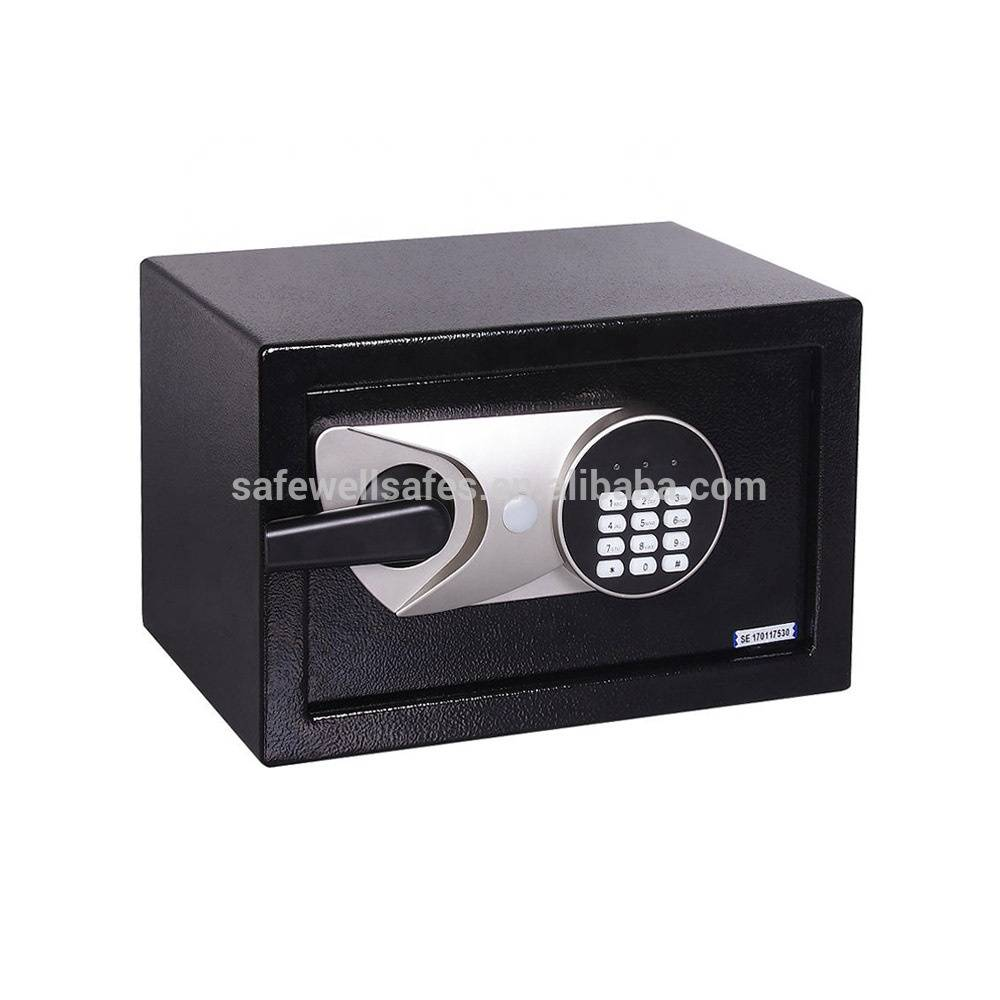 Chinese Professional Safe Lock Box - 2018 New arrival Safewell 20SAB Home Mini Electronic Safe – Safewell