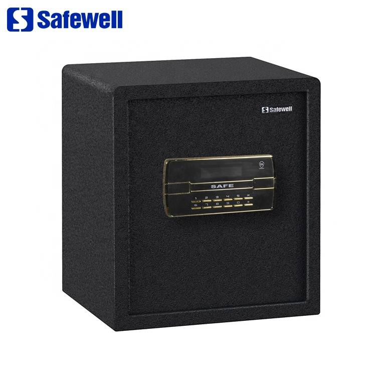 factory low price Laptop Use Electronic Hotel Lock Box - Safewell 42BLK Metal All Steel Electric Hidden Office Furniture Safe – Safewell
