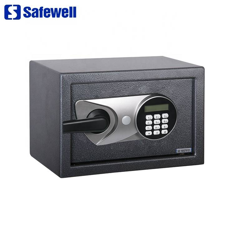 New Fashion Design for Electronic Digital Steel Universal Safe - Safewell 20SABD Cheap Small Metal Office Digital Electronic Safe Box – Safewell