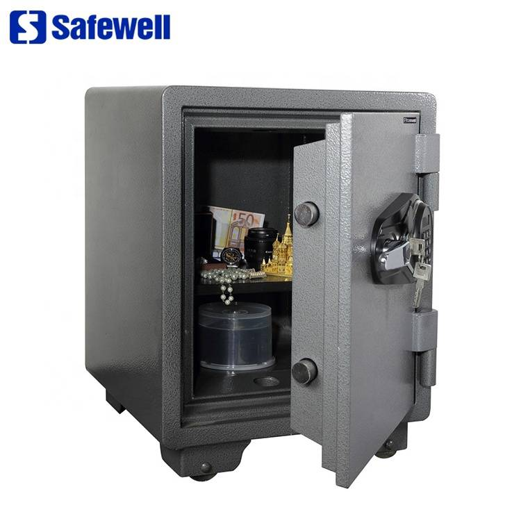 One of Hottest for Electric Lock Operated Digital Hotel Safes Box - Safewell YB530ALP Cheap Electronic Metal Safe Deposit Digital Heavy Duty Safe Box – Safewell
