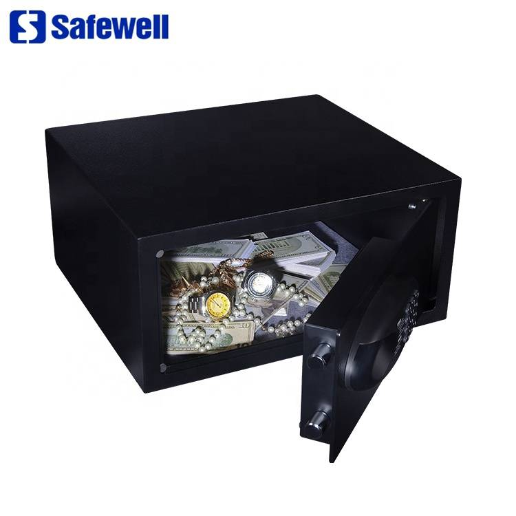 OEM China Document Mini Money Electronic Safe Box - Safewell 195RE LED 26 L Home Use Small Electronic Digital Safes – Safewell