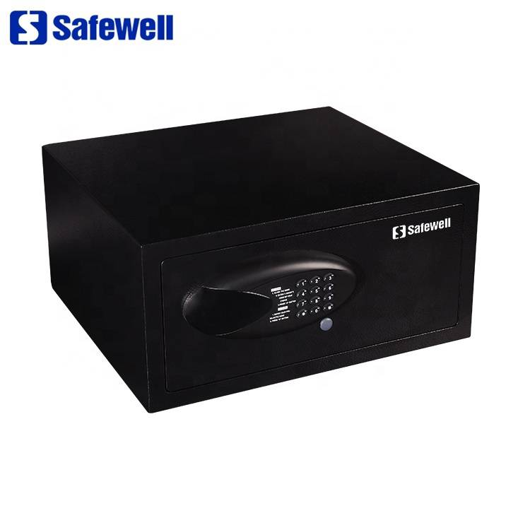 Safewell RE Series LED smart digital  hotel the safe box