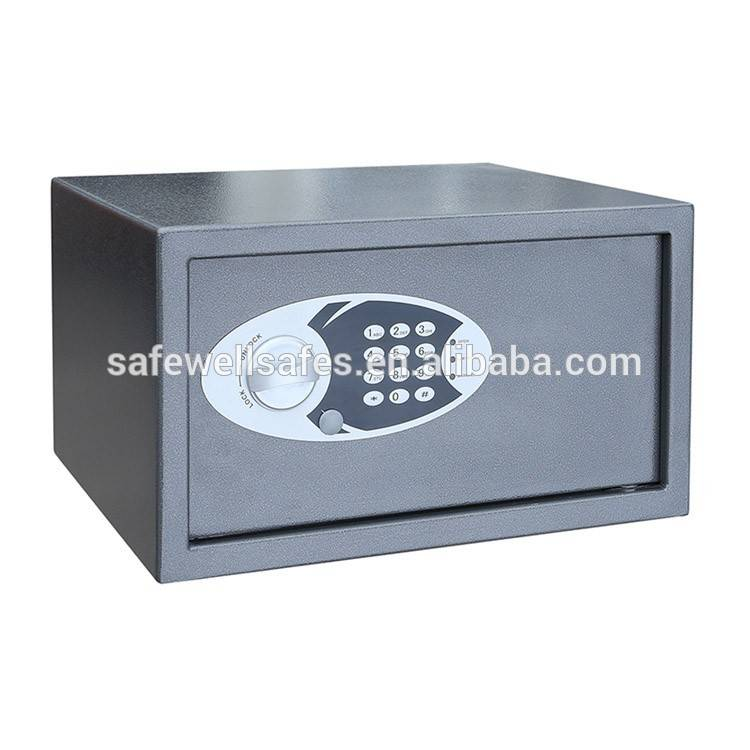 Reliable Supplier Anti Theft Steel Digital Electronic Fire Safe Box - Safewell 23EJ Electronic 14 inch Laptop Use Office Safe er – Safewell