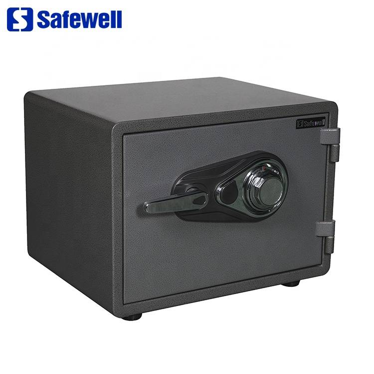 Factory source Big Electric Safe  Deposit Box - Safewell YB350ALP-C Electronic Fireproof Mechanical Safe – Safewell