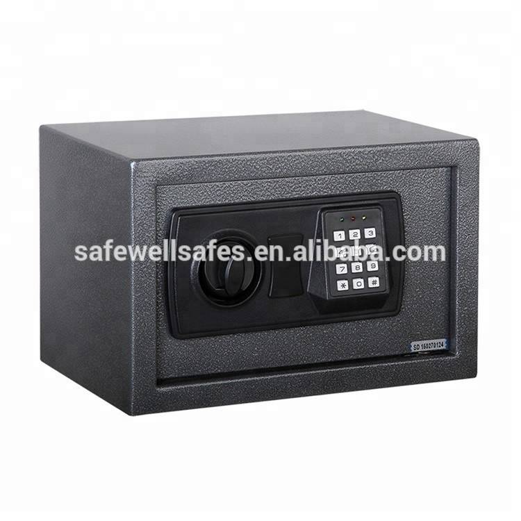 2017 China New Design Gun Safe With Key Lock - Safewell 20SA Mini Electronic Digital Safe Locker – Safewell