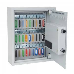 OEM/ODM Supplier Lce Led Electronic Safes - Safewell KS-27 Office Hotel use Electronic Key Safe – Safewell