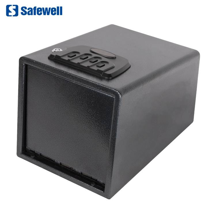 Safewell P2EA Quick Access 4-6 Digit Code Handgun Safe Box With Led Lighting