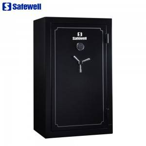 Manufacturer of Depository Safe - Factory For Home,Office Safes / Single Wall / Fire Proof / Lazer Cut Door /electronic Lock / Black . – Safewell