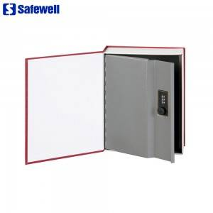 Safewell RW802A Hidden Dictionary Safe with Combo