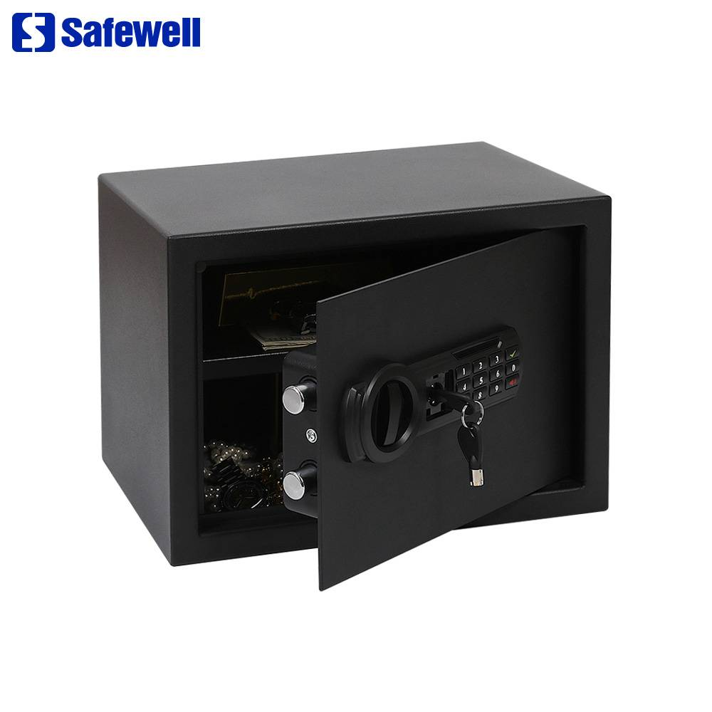 High reputation Security Storage Key Money Lock Safe Cash Box - New Safewell SAQ Series electronic digital Code Safe Box – Safewell