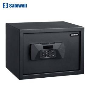 New Safewell SAS Series Slide Open electronic LCD display Code Safe Box