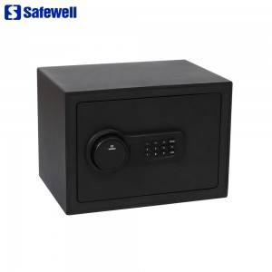 Safewell SAV Series best selling electronic LCD display Safe Box Locker China