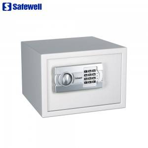 Wholesale Discount Big Fireproof Jewelry Hotel Room Safe - Safewell 25EG1530 Approved Steel Security Safe with Digital , 0.5-Cubic Feet – Safewell