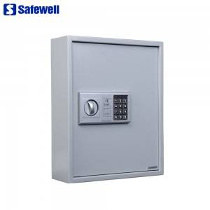 Best Price on Gun Storage Cabinet - Safewell KS-71 Office Use Digital Hotel Electronic Key Locks Safe – Safewell