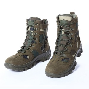 Boots for men custom made military  boots