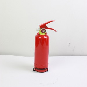 ISO Standard Dry Powder Fire Extinguisher 1kg