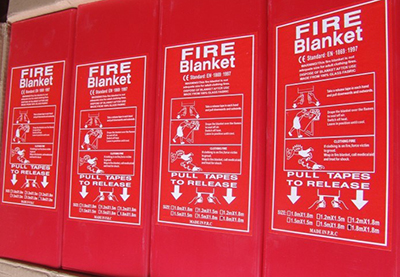 Fr002 Fire Blanket 1200x1000mm Dsw
