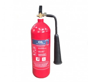 Portable MT2 2kg CO2 Carbon Dioxide Fire Extinguisher