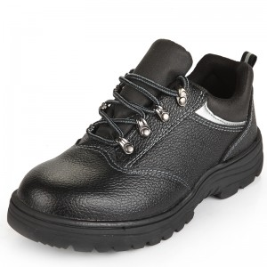 Good Quality Genuine Leather High Ankle Safety Footwear FB-E8003