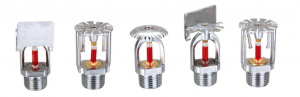 Early Surpression Fast Response (ESFR) Fire Sprinkler