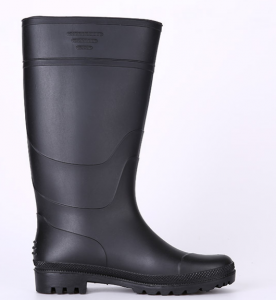 2019 Hot Sale Industrial Safety PVC Rain Shoes With High Quality Steel Head Rain Boots FB-E0101