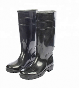 Rubber Boots Camo Outdoor Boots Waterproof Rubber Rain Boots safety shoes FB-E0107