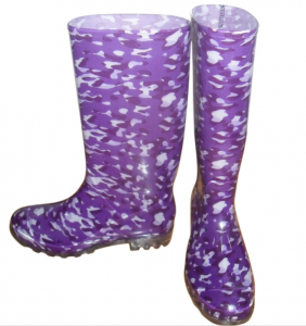 Fashion Women's Wholesale Gumboots Women Rain Boots safety shoes FB-E0201