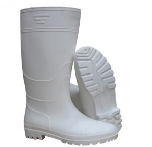 Low Price Men Cheap Basic PVC Rain Boots safety shoe FB-E0102