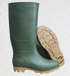 Rubber Boots Camo Outdoor Boots Waterproof Rubber Rain Boots safety shoes FB-E0105