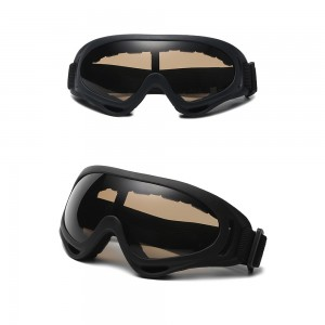 High Quality Safety Glasses En166 Anti Fog SafetyGoggles SG-009