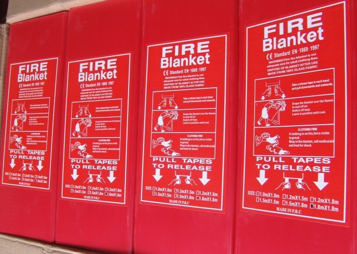 Fr002 Fire Blanket 1200X1000mm Dsw Featured Image