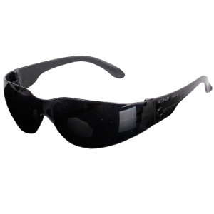 Black Color Safety Glasses welding glasses for weldingworkers. SG-5018