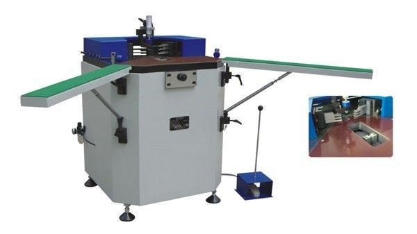 Corner Crimping Machine  / Aluminum Window and Door Frame Making Machine